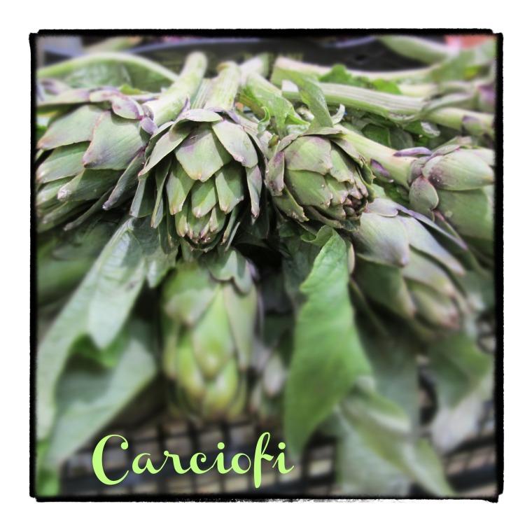 Carciofi- Arichokes