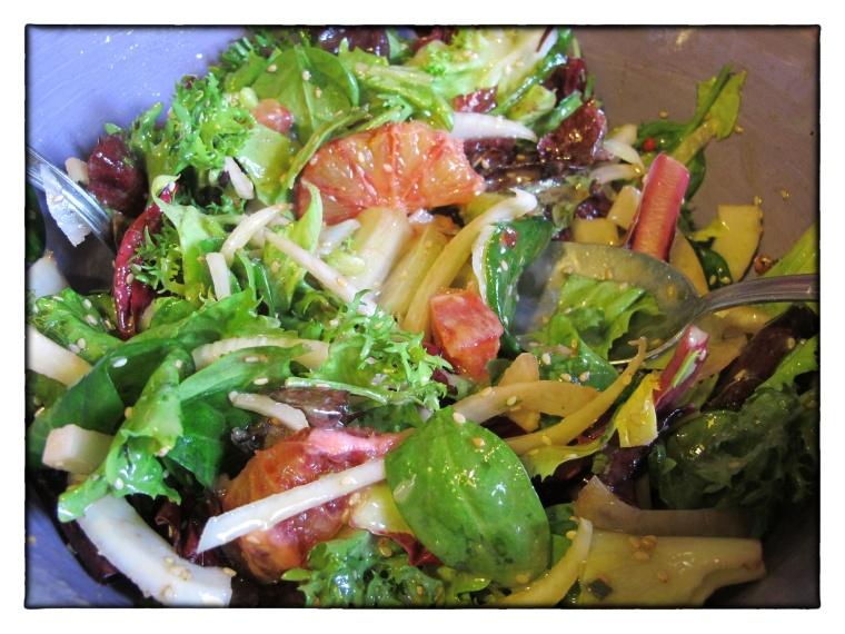 Insalata Invernale- Winter Salad