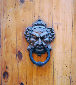 Florence - Door Knockers
