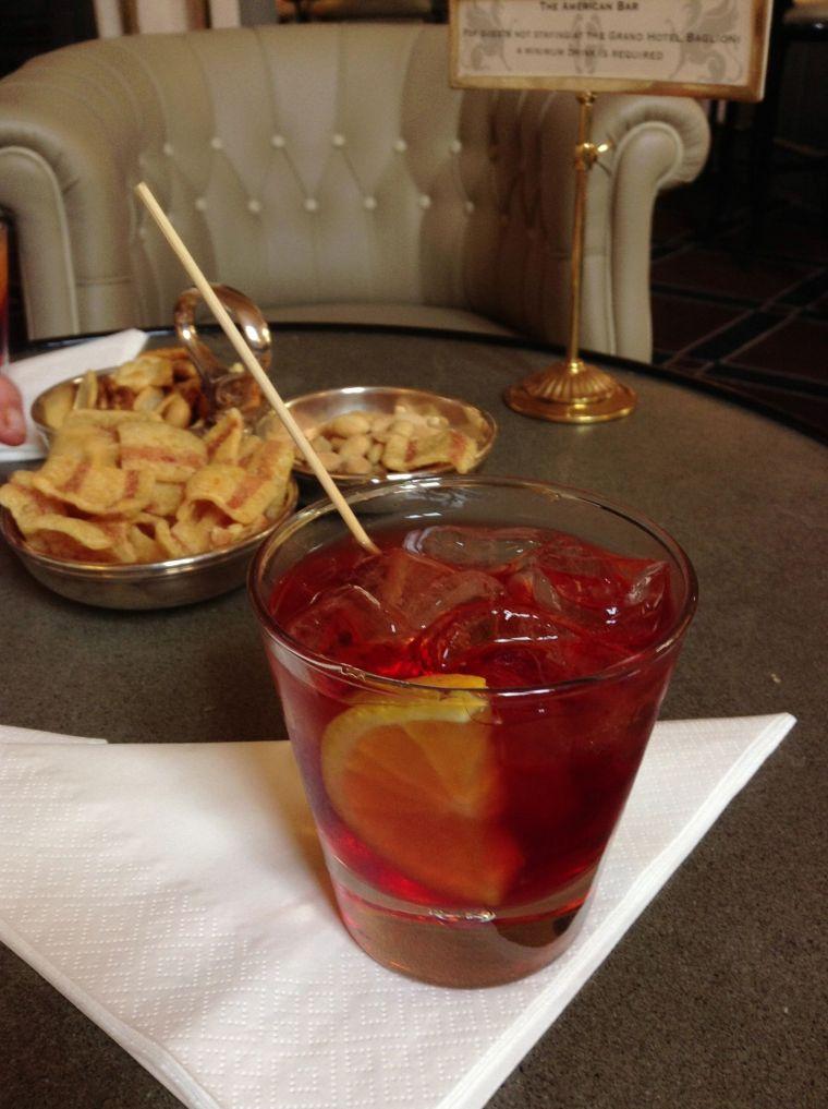 Negroni- let the cocktail season begin